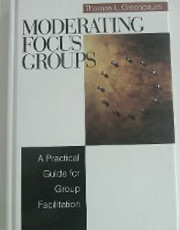 Moderating Focus Groups Book Cover